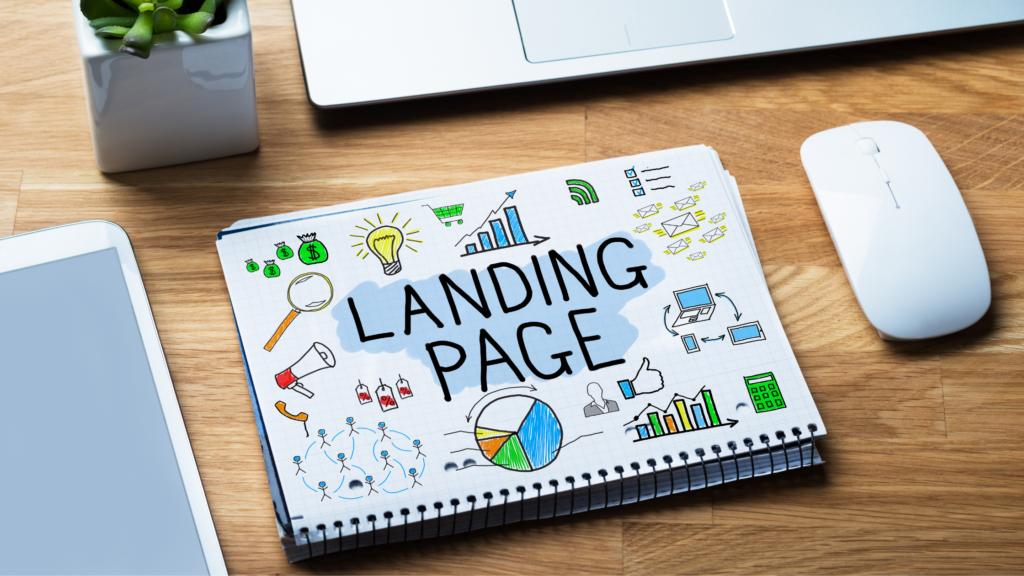 landing page per lead profilati