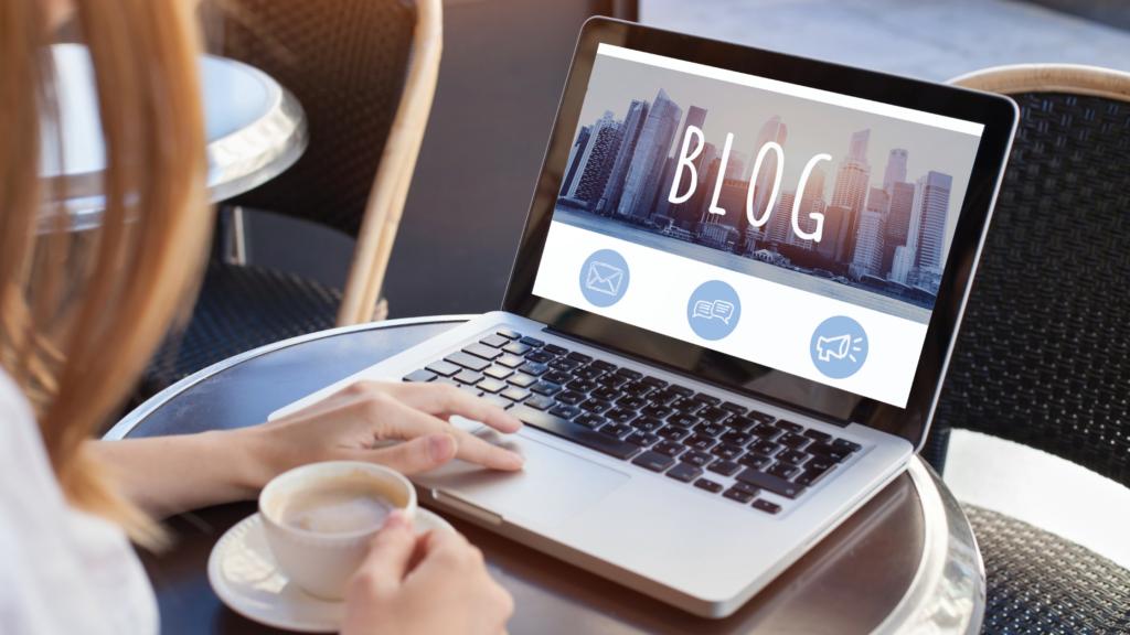 blog e marketing per professionisti