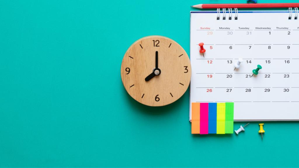 calendario social media manager
