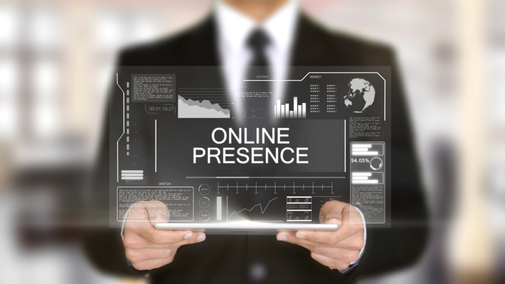 presenza sul web