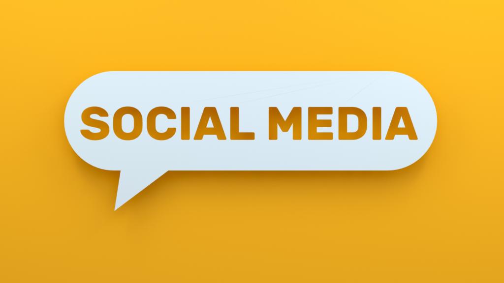 miti sui social media
