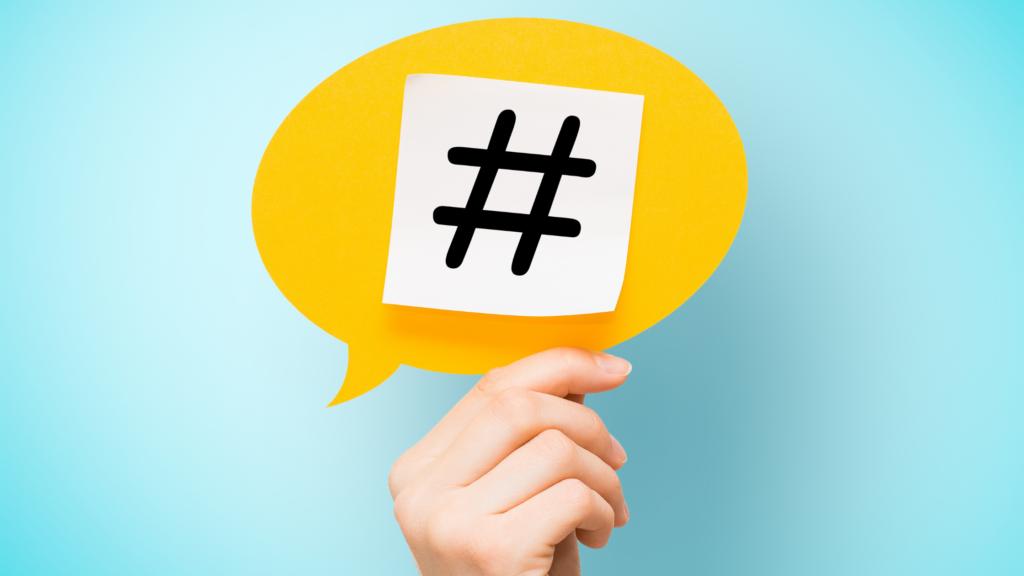 hashtag per strategie di marketing su instagram